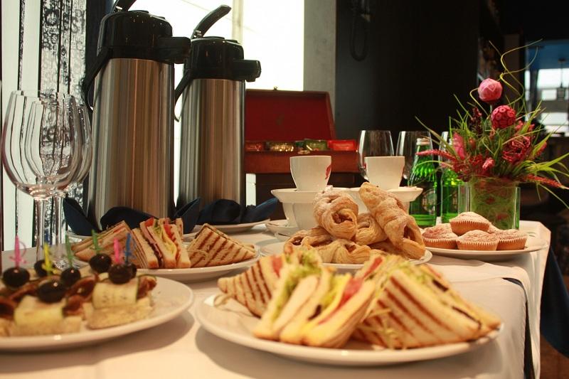 Организация кофе-брейка в Москве