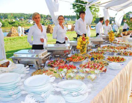 Организация пикника в Москве